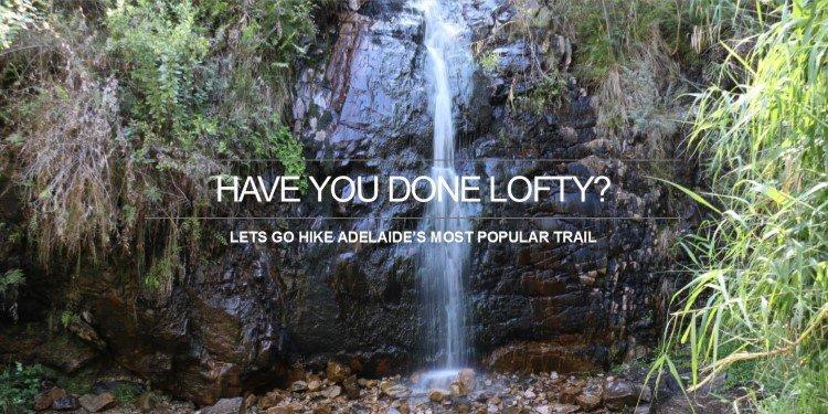 Waterfall Gully to Mount Lofty Summit Hike