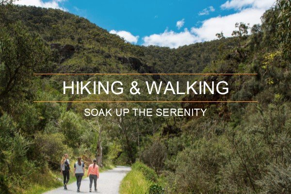 Morilata Hiking and Bushwalking