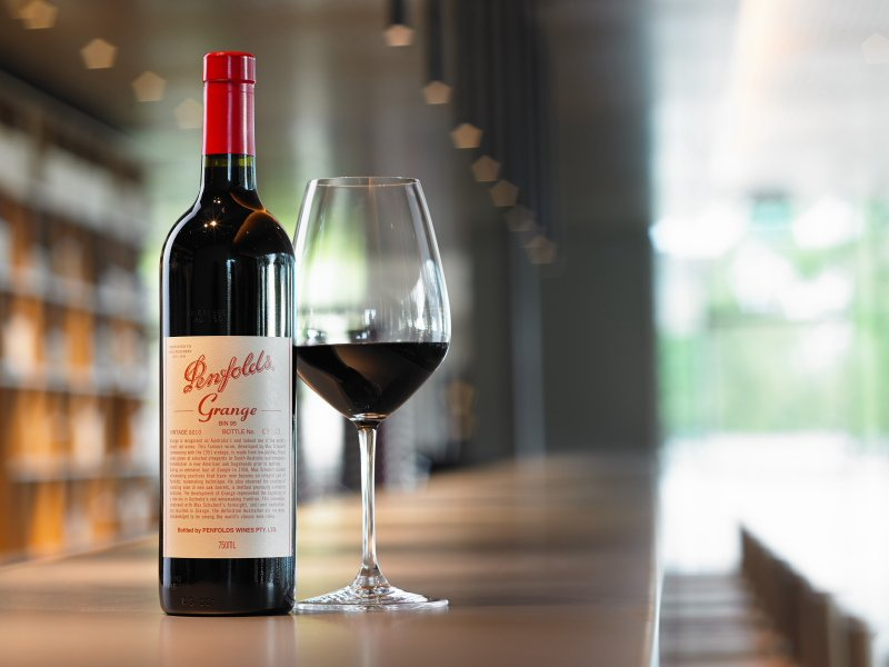 Penfolds Magill Estate wine tasting