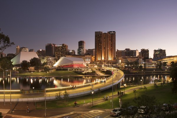 Adelaide city shightseeing